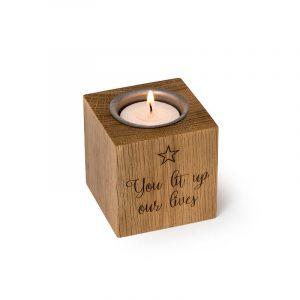 Eternity Candle from Coop Funeral Directors Keepsakes Essex