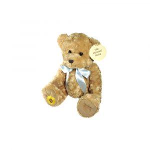 Memory Bear keepsake from Coop Funeral Directors Essex